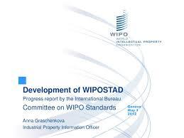 international bureau wipo ppt development of wipostad progress report by the international