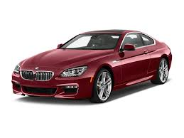 Image 2014 BMW 6 Series 2 door Coupe 650i Angular Front Exterior