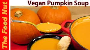 Easy Vegan Pumpkin Pancake Recipe by Vegan Pumpkin Soup Recipe How To Make Easy U0026 Homemade Pumpkin