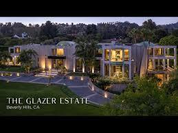 104 Beverly Hills Houses For Sale The Glazer Estate 59 Million Youtube