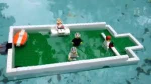 lego ships sinking youtube