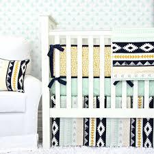 Mint Green Crib Bedding by Colorful Crib Bedding Sets Gold And Mint Crib Bedding Set Cream