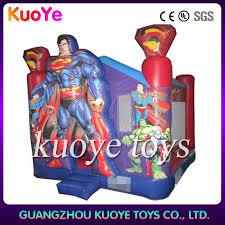 Superhero Bouncer Superhero Bouncer Suppliers and Manufacturers