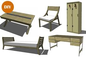 best diy websites for free furniture plans and projects