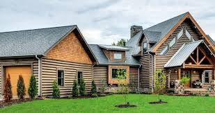 104 Wood Homes Magazine Southern Grace Featured In Russian Beautiful Honest Abe Log Cabins