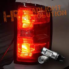 100 Semi Truck Led Lights 20142015 Chevy Silverado LED Rear Turn Signal And Brake Bulbs Kit