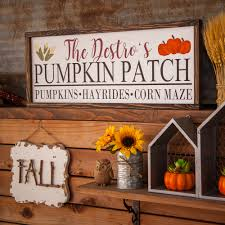 Glendale Pumpkin Patch by How To Decorate Your Outdoor Space For Fall Wood Slice Diy