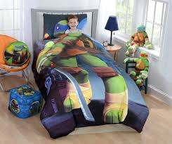 Ninja Turtle Twin Bedding Set by Cute Ninja Turtle Twin Bed Set For Kid Room Rabelapp