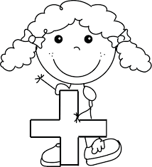 Free Addition Coloring Pages For First Grade Worksheets Kindergarten 3rd Funny Girl Page Full Size