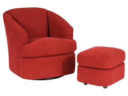 Smith Brothers Smith Brothers Contemporary Barrel Chair And ...