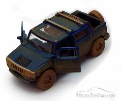 100 H2 Truck 2005 Hummer SUT MuddyPickup 5097DY 140 Scale Kinsmart