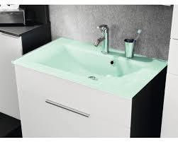 fackelmann möbel waschtisch 80 cm mintgrün