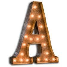 light bulb letters polyvore