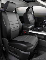 100 Custom Seat Covers For Trucks LeatherLite Cover Fia SL6973GRAY Nelson Truck