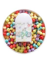 Trix Cereal Putty Egg