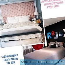 أثاث غرف النوم والأفكار الديكور الأصلي له ولها التصميم