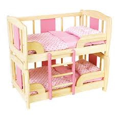 Calico Critters Bunk Beds by Dolls World Bunk Beds 3499 Here At Kids Stuff Toys Amazoncom