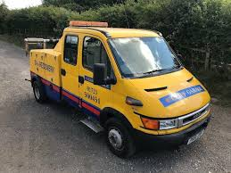 100 Price My Truck Iveco 65 C15 Recovery Truck Ex AA Crew Cab Spec Lift 6500kg In