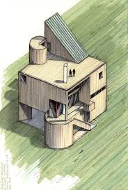 100 Charles Gwathmey Gallery Of 20 Beautiful Axonometric Drawings Of Iconic Buildings 17