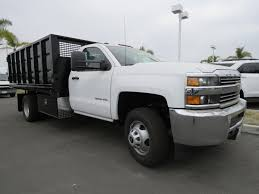 New 2017 Chevrolet Silverado 3500 Landscape Dump For Sale In Ventura ...