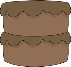 Chocolate cake clip art chocolate cake image