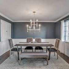 Dining Room Designs Chair Rail