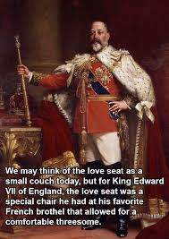 King Edwards Chair by 22 Disturbing Facts About Ancient Toys Royal Threesomes And More