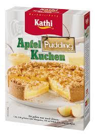 apfel pudding kuchen obstkuchen backen mit kathi