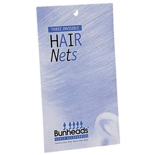 Bunheads Hair Nets (Blonde)