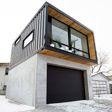 100 Foundation For Shipping Container Home These Efficient Modern Prefabs Raise The Bar For Shipping