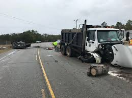 100 12 Yard Dump Truck River Road Reopens After Headon Collision Involving Dump Truck