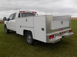 100 Truck Utility Bodies EcoMax Aluminum Service Body