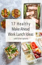 Are You Looking To Mix Up Your Lunch Meal Prep Check Out These 17 Healthy