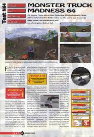 Monster Truck Madness 64 For Nintendo 64 (1999) MobyRank - MobyGames Monster Truck Madness 64 Juego Portable Para Pc Youtube Monster Truck Madness Details Launchbox Games Database Hot Wheels Jam 164 Assorted The Warehouse Boogey Van Trucks Wiki Fandom Powered By Wikia Manual Nintendo N64 Old School Gba Detective Comics 1937 1st Series 737 Comic Book Graded Cgc For 1999 Mobyrank Mobygames Retro City Posts Facebook Amazoncom Iron Outlaw Toys Game Fully Boxed Pal Images 2 Mod Db