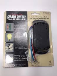 Encon Ceiling Fan Remote by Encon Ceiling Fan Smart Switch Wall Control Unit Model Efs 1 Ebay