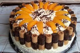 pfirsich topfen torte