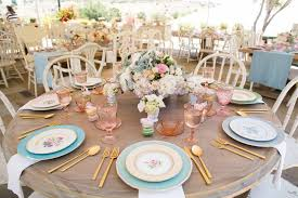 Latest Dinner Table Decoration With 58 Spring Centerpieces And Decorations Ideas For