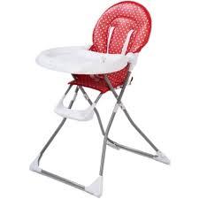 chaise haute comptine chaise haute bébé compacte argent clark comptine pas cher à
