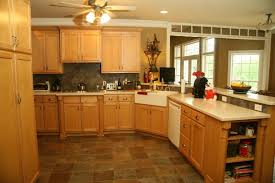 kitchen maple white shaker cabinets with white shaker