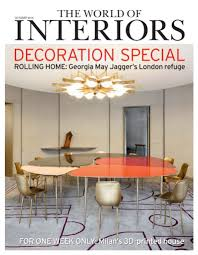 100 Home Design Magazine Free Download PDF The World Of Interiors October 2018 For Free