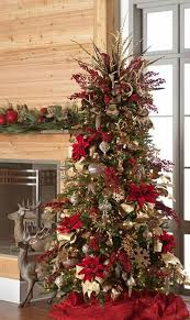Pretty Rustic Christmas Tree Design