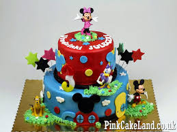 Mickey Mouse Bathroom Wall Decor by Minnie Mouse Cake On Pinterest Mickey Cakes Mickey Home Decorating