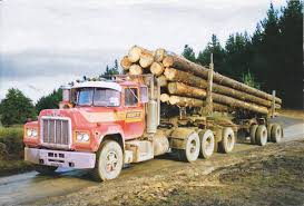 MACK. R600, Log-Truck. N.Z. | Mack | Pinterest | Cars