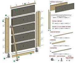 650004916 panneau bois absorbant asti