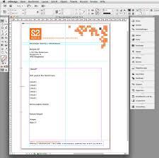 In 6 Steps Einen Briefbogen Im InDesign Erstellen » Saxoprint Blog