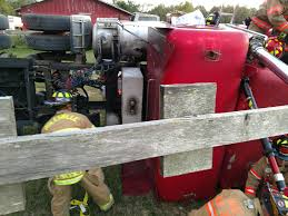100 Dump Truck Jobs In Nc Sept 26 2017 Overturned With Entrapment On Beagle