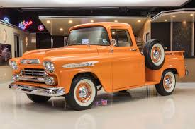 1959 Chevrolet Apache | Classic Cars For Sale Michigan: Muscle & Old ... Tci Eeering 51959 Chevy Truck Suspension 4link Leaf Customer Gallery 1955 To 1959 Trucks History 1918 Chevrolet Apache 3100 Stock 139365 For Sale Near Columbus Oh Retyrd Photo Image Classic Cars Sale Michigan Muscle Old Amazoncom Custom Autosound Stereo Compatible With 1949 Chevygmc Pickup Brothers Parts 4x4 Rust Free Panel Very Cool Project Gmc Rat Rod 1958 Shortbed Stepsides Only Pinterest Chevy Chevrolet Station Wagon Rare 164 Scale Diorama Diecast One Fine 59