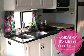 Kitchen Countertops The Options