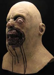 Scary Halloween Half Masks by How To Make Your Latex Halloween Mask Fit Perfectly Scary