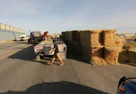 Overturned Hay Truck Stalls Morning Commute In Casper   Casper ... Caspers Truck Equipment Casper Pro La Ondiados Performance Trucks Cali Youtube Forklift Scissor Lift Repair Trailer Repairs Dot New 2018 Ford F150 For Sale Wy Stock Jke93017 Operations City Of Home Service Collides With House In North Photos Oil News Two People Displaced After Fire Early Wednesday Peterbilt Of Wyoming American Simulator I I57200u Gtx940mx High Settings